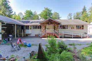 Photo 1: 27132 DEWDNEY TRUNK Road in Maple Ridge: Northeast House for sale : MLS®# R2173770