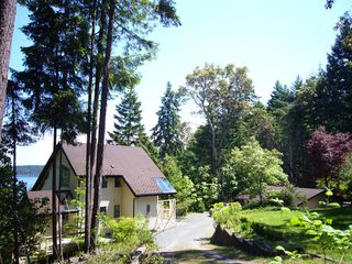 Photo 1: 148 Pilkey Point Road in Thetis Island: House  Land for sale : MLS®# 257031