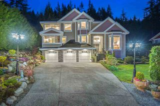 Main Photo: 759 SUNSET Ridge: Anmore House for sale (Port Moody)  : MLS®# R2190660