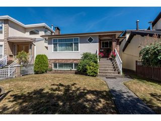Photo 1: 7176 DUFF Street in Vancouver: Fraserview VE House for sale (Vancouver East)  : MLS®# R2191157