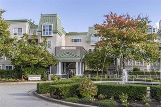 "Photo 1: 142 2980 PRINCESS Crescent in Coquitlam: Canyon Springs Condo for sale in ""THE MONTCLAIRE"" : MLS®# R2214588"