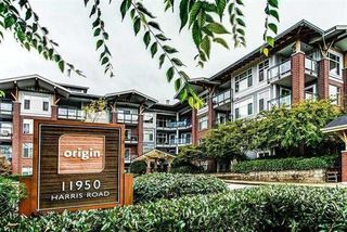 "Photo 2: 404 11950 HARRIS Road in Pitt Meadows: Central Meadows Condo for sale in ""ORIGIN"" : MLS®# R2222209"
