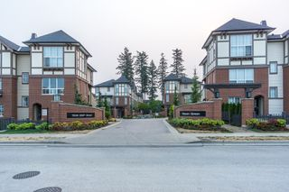 "Main Photo: 55 7848 209 Street in Langley: Willoughby Heights Townhouse for sale in ""Mason & Green"" : MLS®# R2235766"