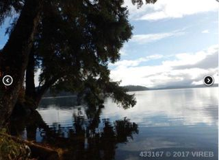 Main Photo: 335 Harbour Rd in Coal Harbour: 785-Port Hardy Rural Land for sale (Vancouver Island)  : MLS®# 433167