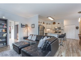 """Photo 7: 105 33502 GEORGE FERGUSON Way in Abbotsford: Central Abbotsford Condo for sale in """"CARINA COURT"""" : MLS®# R2250786"""