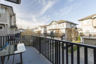 Photo 20: 34 9833 KEEFER Avenue in Richmond: McLennan North Townhouse for sale : MLS®# R2261178