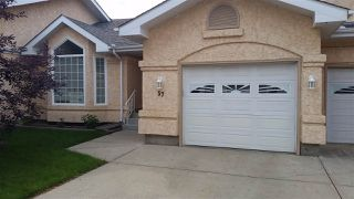 Main Photo: 37 303 Twin Brooks Drive NW in Edmonton: Zone 16 Townhouse for sale : MLS®# E4126839