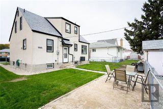 Photo 2: 1195 Mountain Avenue in Winnipeg: Sinclair Park Residential for sale (4C)  : MLS®# 1826909
