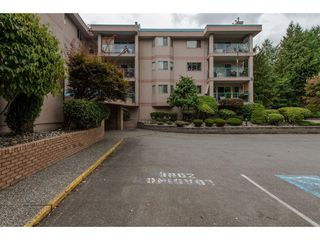"Main Photo: 307 33110 GEORGE FERGUSON Way in Abbotsford: Central Abbotsford Condo for sale in ""Tiffany Park"" : MLS®# R2328976"