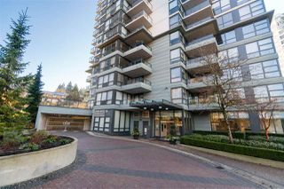 "Main Photo: 905 288 UNGLESS Way in Port Moody: North Shore Pt Moody Condo for sale in ""CRESCENDO"" : MLS®# R2329902"