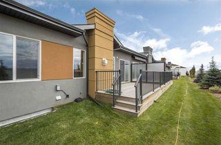 Photo 27: 15 4517 190A Street in Edmonton: Zone 20 Townhouse for sale : MLS®# E4139574
