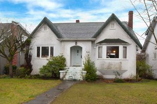 Main Photo: 3408 W 32ND Avenue in Vancouver: Dunbar House for sale (Vancouver West)  : MLS®# R2331540