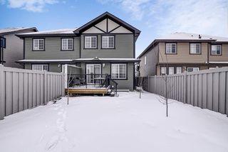 Photo 30: 22134 89 Avenue in Edmonton: Zone 58 House Half Duplex for sale : MLS®# E4140413