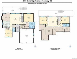 Photo 9: 3436 Stoneridge Ave in COURTENAY: CV Courtenay City House for sale (Comox Valley)  : MLS®# 805568