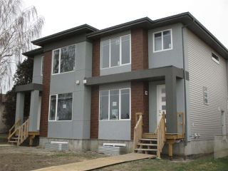 Photo 26: 8542 Connors Road in Edmonton: Zone 18 House Half Duplex for sale : MLS®# E4142878