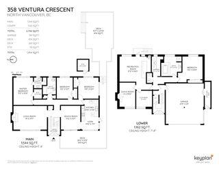 Photo 20: 358 VENTURA Crescent in North Vancouver: Upper Delbrook House for sale : MLS®# R2344206