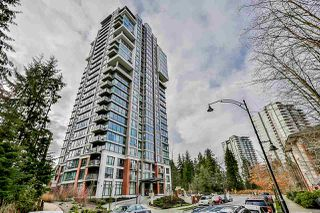 "Main Photo: 306 301 CAPILANO Road in Port Moody: Port Moody Centre Condo for sale in ""THE RESIDENCES"" : MLS®# R2358487"