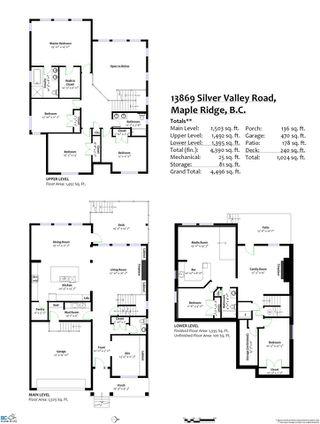 "Photo 20: 13869 SILVER VALLEY Road in Maple Ridge: Silver Valley House for sale in ""Silver Valley"" : MLS®# R2361318"