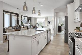 Photo 2: 21907 83 Avenue in Edmonton: Zone 58 House Half Duplex for sale : MLS®# E4153407