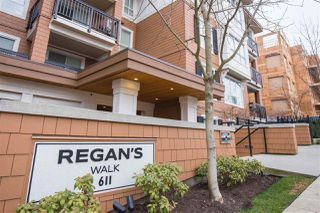"""Photo 2: 411 611 REGAN Avenue in Coquitlam: Coquitlam West Condo for sale in """"REGAN'S WALK"""" : MLS®# R2370462"""
