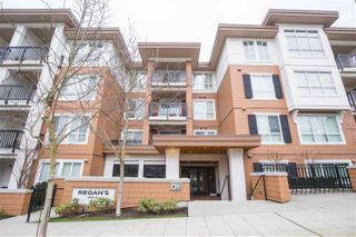 "Main Photo: 411 611 REGAN Avenue in Coquitlam: Coquitlam West Condo for sale in ""REGAN'S WALK"" : MLS®# R2370462"