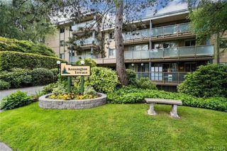 Photo 2: 402 1025 Inverness Road in VICTORIA: SE Quadra Condo Apartment for sale (Saanich East)  : MLS®# 411528