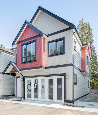Main Photo: 9 7388 RAILWAY Avenue in Richmond: Granville Townhouse for sale : MLS®# R2375605