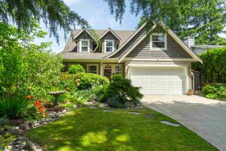 Photo 1: 2236 MADRONA Place in Surrey: King George Corridor House for sale (South Surrey White Rock)  : MLS®# R2382788