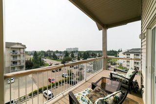 Photo 22: 506 7511 171 Street in Edmonton: Zone 20 Condo for sale : MLS®# E4164372