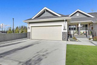 Main Photo: 7 2632 BOWEN Way in Edmonton: Zone 55 House Half Duplex for sale : MLS®# E4171790