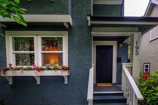 Photo 3: 193 W 13TH Avenue in Vancouver: Mount Pleasant VW Townhouse for sale (Vancouver West)  : MLS®# R2409380