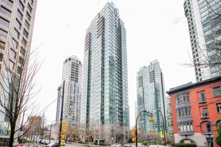 Main Photo: 2708 1200 W GEORGIA Street in Vancouver: West End VW Condo for sale (Vancouver West)  : MLS®# R2423929