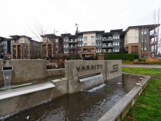 "Main Photo: 101 20058 FRASER Highway in Langley: Langley City Condo for sale in ""Varsity"" : MLS®# R2424613"