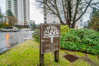 """Main Photo: 203 4160 SARDIS Street in Burnaby: Central Park BS Condo for sale in """"Central Park Plaza"""" (Burnaby South)  : MLS®# R2430186"""