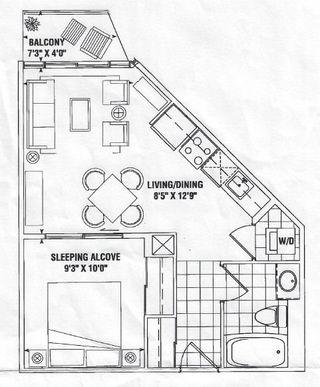 Photo 23: 428 525 Wilson Avenue in Toronto: Clanton Park Condo for lease (Toronto C06)  : MLS®# C4754904