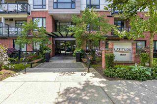 Photo 1: 214 14358 60 Avenue in Surrey: Sullivan Station Condo for sale : MLS®# R2469807