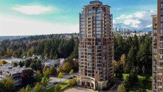 "Photo 2: 402 6823 STATION HILL Drive in Burnaby: South Slope Condo for sale in ""BELVEDERE"" (Burnaby South)  : MLS®# R2509320"