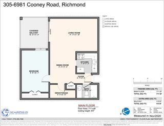 """Photo 25: 305 6931 COONEY Road in Richmond: Brighouse Condo for sale in """"DOLPHIN PLACE"""" : MLS®# R2515140"""