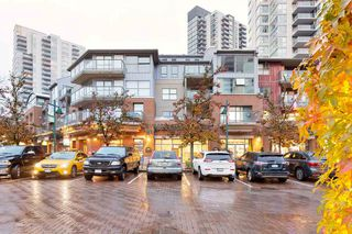 "Main Photo: 203 260 NEWPORT Drive in Port Moody: North Shore Pt Moody Condo for sale in ""THE MCNAIR"" : MLS®# R2518763"