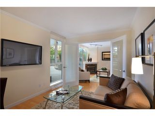 Photo 3: 213 1485 W 6TH Avenue in Vancouver: False Creek Condo for sale (Vancouver West)  : MLS®# V913670