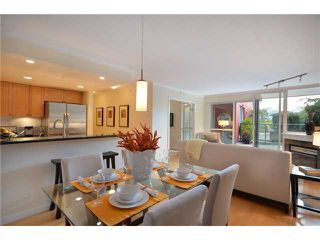 Photo 4: 213 1485 W 6TH Avenue in Vancouver: False Creek Condo for sale (Vancouver West)  : MLS®# V913670