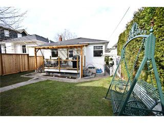 Photo 10: 3468 W 14TH Avenue in Vancouver: Kitsilano House for sale (Vancouver West)  : MLS®# V939443