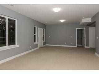 "Photo 18: 2352 MERLOT Boulevard in Abbotsford: Aberdeen House for sale in ""Pepin Brook Estates"" : MLS®# F1326399"
