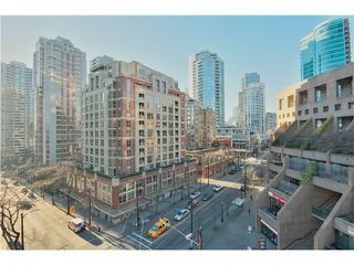 Photo 18: 905 788 HAMILTON Street in Vancouver: Downtown VW Condo for sale (Vancouver West)  : MLS®# V1043818