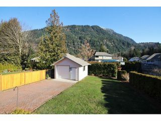 Photo 16: 462 NAISMITH Avenue: Harrison Hot Springs House for sale : MLS®# H1400361