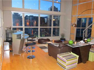 Photo 1: 905 1238 SEYMOUR Street in Vancouver: Downtown VW Condo for sale (Vancouver West)  : MLS®# V1053689