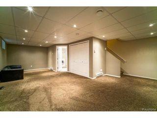 Photo 12: 81 Cobblestone Court in NIVERVILLE: Glenlea / Ste. Agathe / St. Adolphe / Grande Pointe / Ile des Chenes / Vermette / Niverville Residential for sale (Winnipeg area)  : MLS®# 1424479