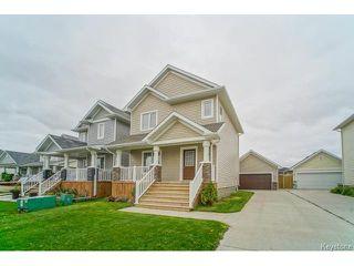 Main Photo: 81 Cobblestone Court in NIVERVILLE: Glenlea / Ste. Agathe / St. Adolphe / Grande Pointe / Ile des Chenes / Vermette / Niverville Residential for sale (Winnipeg area)  : MLS®# 1424479