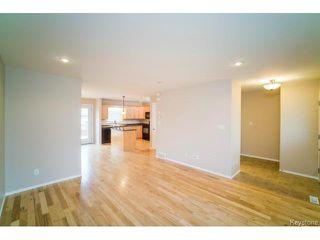 Photo 5: 81 Cobblestone Court in NIVERVILLE: Glenlea / Ste. Agathe / St. Adolphe / Grande Pointe / Ile des Chenes / Vermette / Niverville Residential for sale (Winnipeg area)  : MLS®# 1424479