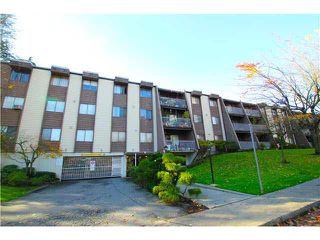 "Photo 1: 101 3921 CARRIGAN Court in Burnaby: Government Road Condo for sale in ""LOUGHEED ESTATES"" (Burnaby North)  : MLS®# V1103458"